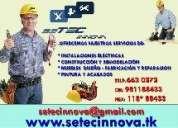 Servicos generales