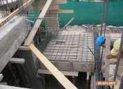 Constructor civil & demoliciones, ampliaciones,estructura