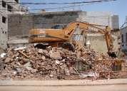 Demoliciones y excavaciones 968994785