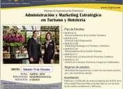 Curso administración turistica y hotelera