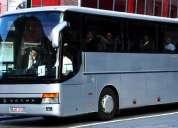 Viaje en bus a ilo