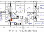Planos de todas las especialidades elaboracion de exp. indeci municipalidades
