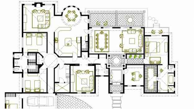 Planos de arquitectura electricos exp indeci - Planos de arquitectos ...