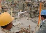 Declaratoria de fabrica licencia de construccion registros publicos