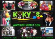 Agencia btl kokys mkt - trujillo , chiclayo, piura