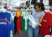 Vendedora para tienda de ropa en   av larco miraflores
