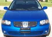 Vendo auto por viaje, sonata new ef aÑo 2004