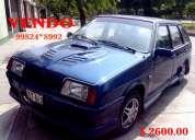 Vendo auto lada samara 91 - $ 2600 (san borja)