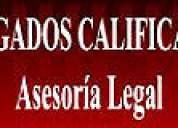 Servicios legales - paredes&soto