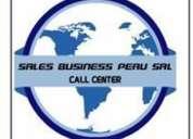 Teleoperadores ventas a usa por telefono desde casa