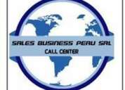 Asesoras para televentas -telefonica de españa-