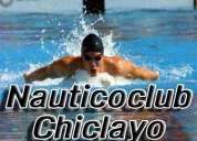 Academia de natacion nautico club chiclayo