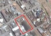 Se vende terreno de 6,868.16 m2 en parque industrial