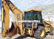 retroexcavadora john deere 410 e 4x4 aÑo 2002