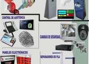 Paneles electronicos y publicitarios