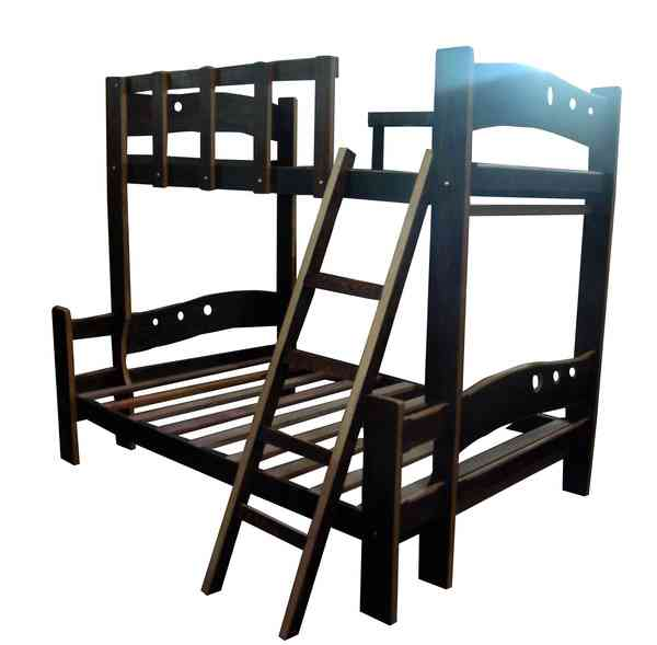 Venta de camarote de madera usado 300 soles lima hogar for Muebles usados en lima