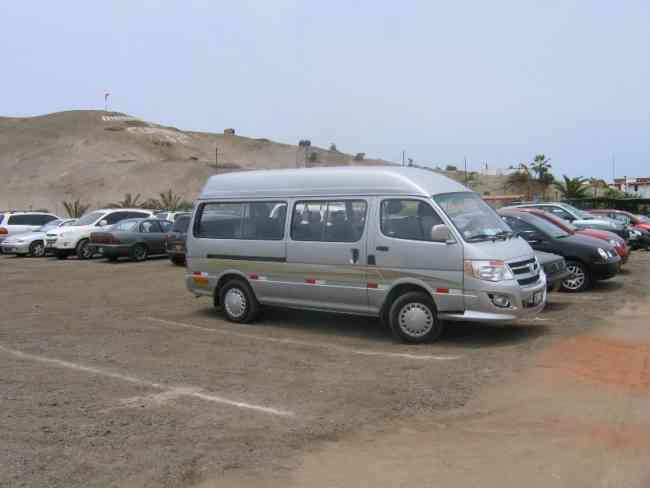 Movilidad de personas a playa, lugares turisticos, particular, etc. en mercedes venz