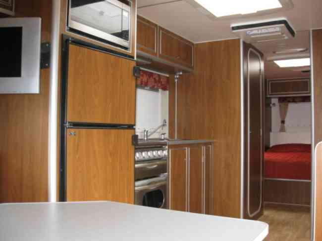 Caravan trailcraft 640 25ft