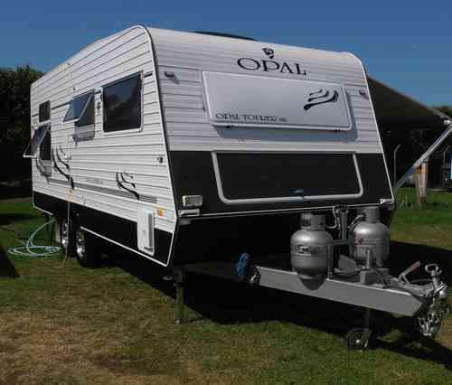 opal regal caravan no