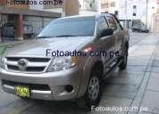 Toyota hilux  2008, san borja