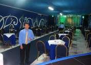 Restaurante totalmente equipado y con licencias