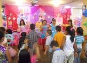 Empresa dedicada al servico de eventos solicita animadoras y bailarinas