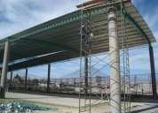 Estructuras y construciones metalicas