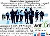 Master - socio empresa wor(l)d communicate