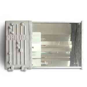 REFLECTORES CON HALOGENURO METALICO  DE 400 WATTS  - PHILIPS