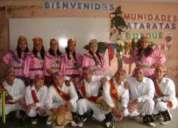 Experiencia en danzas folckloricas costa ,sierray sela