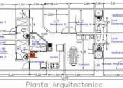 Planos de arquitectura,elecectricos exp. indeci basica y detalle