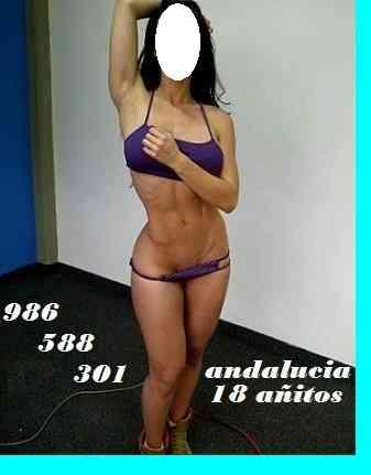 18 AÑITOS ME LLAMO ANDALUCIA ,LINCE