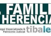 Abogado familia y herencias