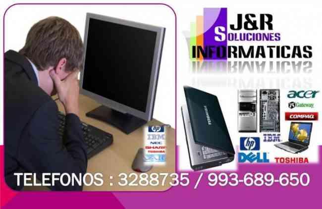 Servicio tecnico a Computadoras laptops redes routers,a Domicilio..