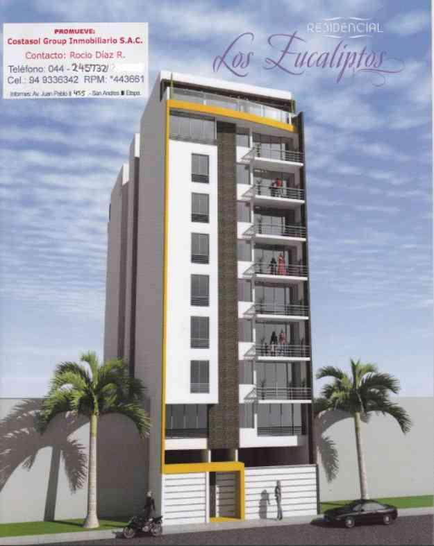 Urb. Santa Edelmira modernos flat  de 120 m2……….desde $110.000.00