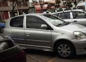 Toyota vitz mecanico !!! 1.3 cc unico dueño