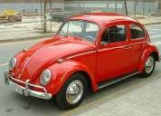 Vendo escarabajo volkswagen en buenas condiciones