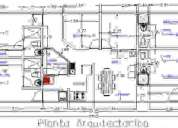 Planos de arquitectura electricos exp. indeci basica y detalle