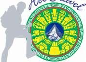 Agencia de viajes nesecita seÑoritas en turismo