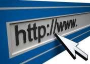 Gestora web - portal de entretenimiento en internet