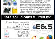Instalacion de software antivirus office e&s soluciones multiples