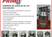 Lecheronas de aluminio - primo global solutions
