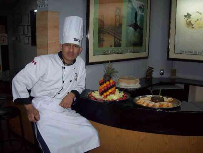 Cocinero area calientes c/experiencia para cebicheria