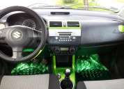 Suzuki swift 2007 hatchback 5/puertas c/nuevo refull