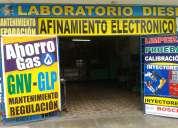 Laboratorio de inyecciÓn electrÓnica inyectores scanner