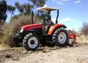 Tractores agricolas yto peru