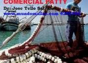 Articulos de pesca, ganaderia, mallas para deporte, instalaciones