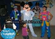 Show infantil de mickey bebe para todos los distritos de lima