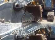Excavadora volvo 360blc en remate del 2004