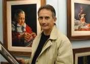 Retratos al oleo pintamos-paisajes,copias de cuadros-dibujos